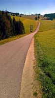 Long country road panorama by patrickjobst