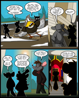 Keeping Up with Thursday: Issue 11 page 19 by AaronsArtStuff