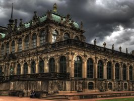 Zwinger Palace by InayatShah