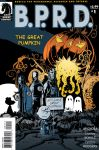 B.P.R.D.: The Great Pumpkin by Theamat