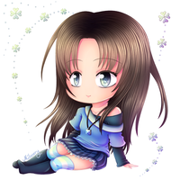 Another Chibi Lenka by Milasery