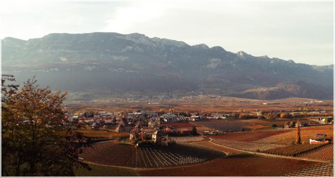 Trentino in autunno by InsanityAleksiel