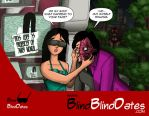 Twoface on a BLIND blind date by shumworld