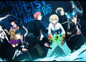 Ao No Exorcist by gee-kun