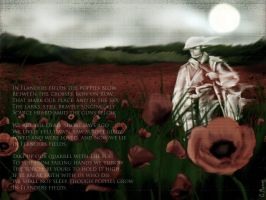 In Flanders Fields by PaperMonicle