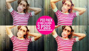 PSD Pack#4 by hankoidangiu
