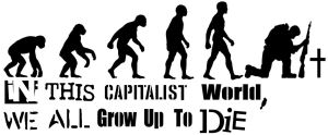 Evolution of Capitalism by union6