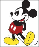 Mickey Mouse by FantasyPs