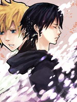 Bygone Xion by BeaMon