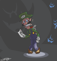 Luigi's MANsion by NotSoAverageJoe