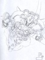 omega storm pencils by greggpaulsen