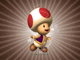 Toad by floryn1995