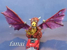 Red Dragon finished 5 by fanai59