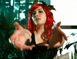 Poison Ivy: Come by AngryMushroomPixi