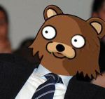 Pedobear reaction. by reaction2plz