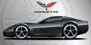 C7 Corvette by AiDub