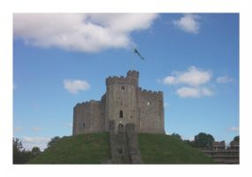 Cardiff Castle - Number 2. by bisi