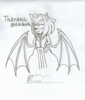 Thanatos early design 2