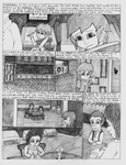 Walt Disney and Rachel- Bittersweet and Silver 14 by WishExpedition23