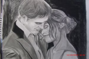 Edward and Bella by Benecry1342