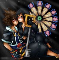 Soxion Day:Seduced Keyblade by Kiome-Yasha