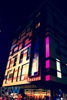 NightLife Architecture by Samuel-Benjamin