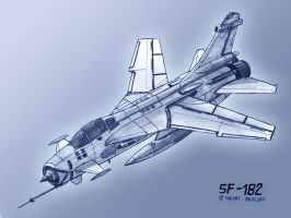 SF-182 by TheXHS