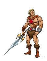 He-Man by andrewchandler80