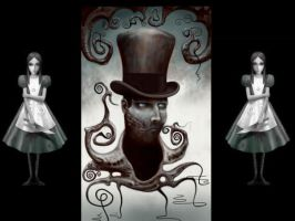 mad hatter by Y7Y