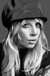Lady Gaga by Ines and Vinoodh by crazydesignlover16