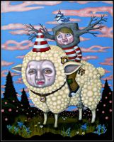 Salvation of Sheep 27 by Pascalism