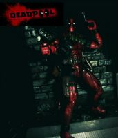 Maximum Deadpool by PsychosisEvermore