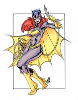 Batgirl by stalk