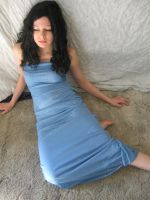 Blue Dress 13 by aceoni-koronue-stock