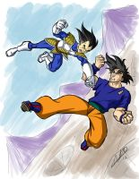 Kakarooooooot!!! by darkeblue