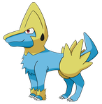 Manectric by AlphaGuilty