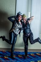 Alice Cooper and Billy Idol 13 by Insane-Pencil