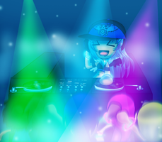 PARTY HAAAARD by ChaoticBlossoms