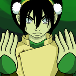 Toph oekaki by devilish-angel