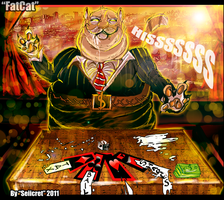 FATCATS: the bugs of the Global financial crisis + by Saiicret