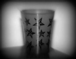 Shot Glass by MarianasABeaner