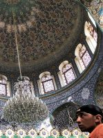 Alsayyida Zaynab shrine dome by zvegi