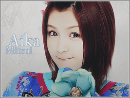Aika Mitsui Banner by BeforeIDecay1996