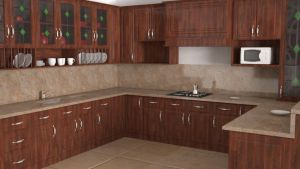 3D Kitchen 01 by YairMor