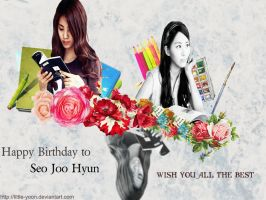 Happy Birthday Seo Hyun Unnie by Little-Yoon