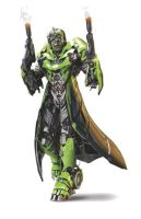 Transformers: The Last Knight Crosshairs Concept by Artlover67