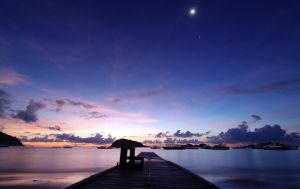 Sunrise of Redang Island 2 by JeHob