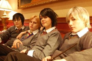 Potter Cosplay 2 by MISERYxISxLOVE