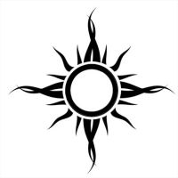 tribal sun by sentinalX