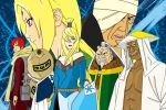 The Five Kages by grivitt